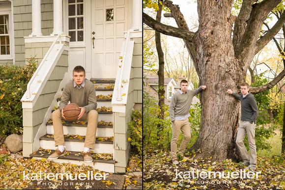Minnetonka, MN senior photos