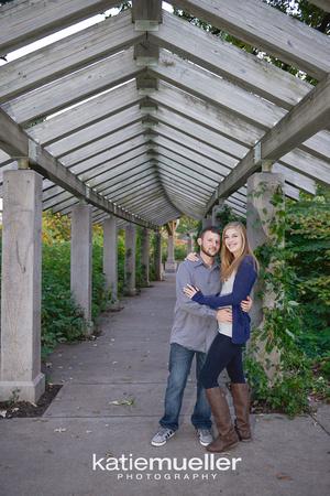 Minneapolis, Minnesota Engagement and Wedding Photographer