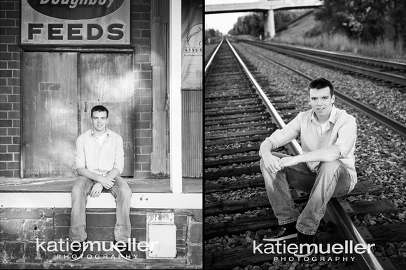 Minneapolis, MN High School Senior Portrait Photographer