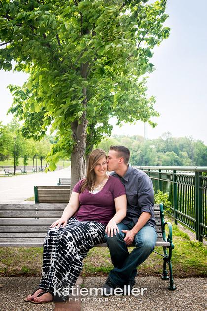 Minneapolis, MN Engagement Photographer
