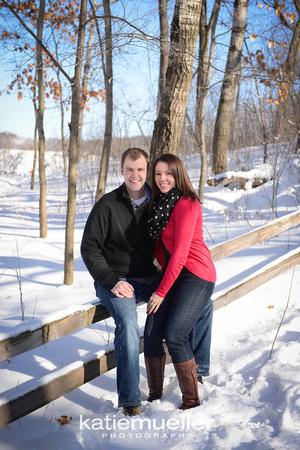 Maple Grove, MN Engagement Photographer