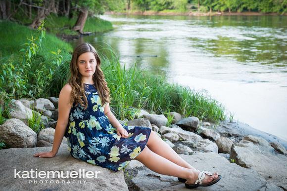Maple Grove, MN Senior Photos
