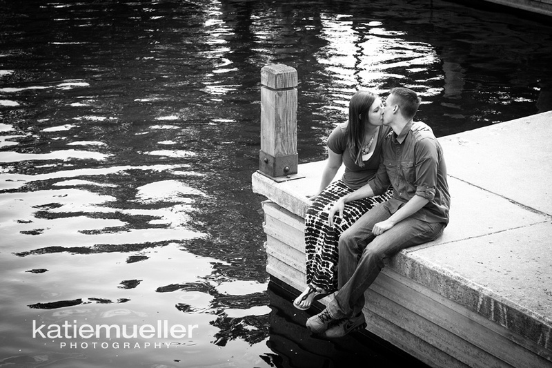 St Michael, MN Engagement Photographer
