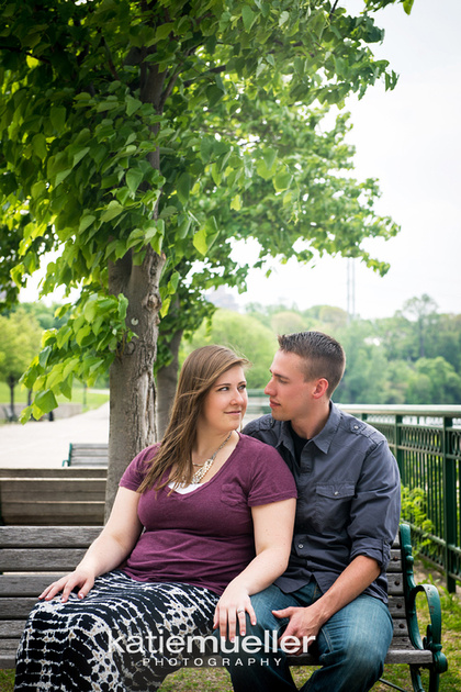Minneapolis, MN Engagement Photographer