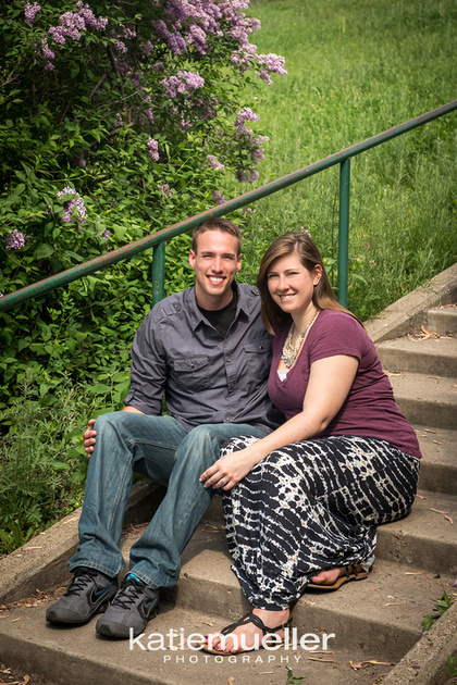 Maple Grove, MN Engagement Photographer
