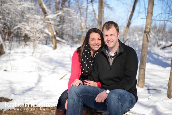 Minnetonka, MN Engagement Photographer