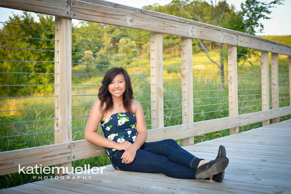 Minneapolis, MN High School Senior Portrait Photographer