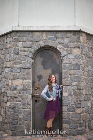 Maple Grove, MN High School Senior Portrait Photographer