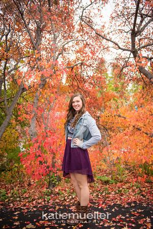 Minnetonka, MN High School Senior Portrait Photographer